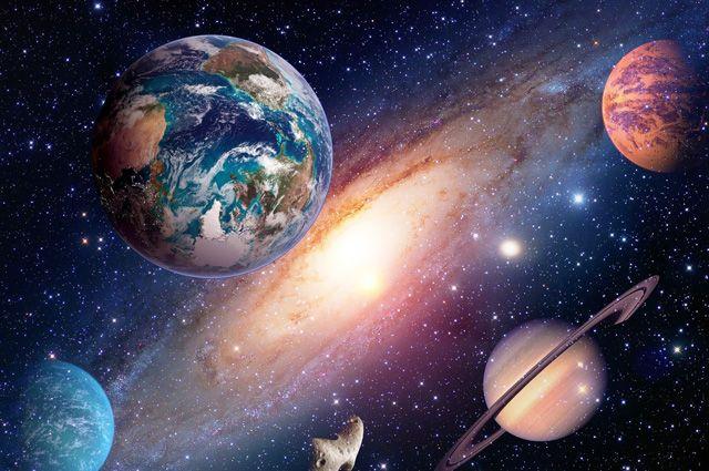 Тест о космосе и вселенной