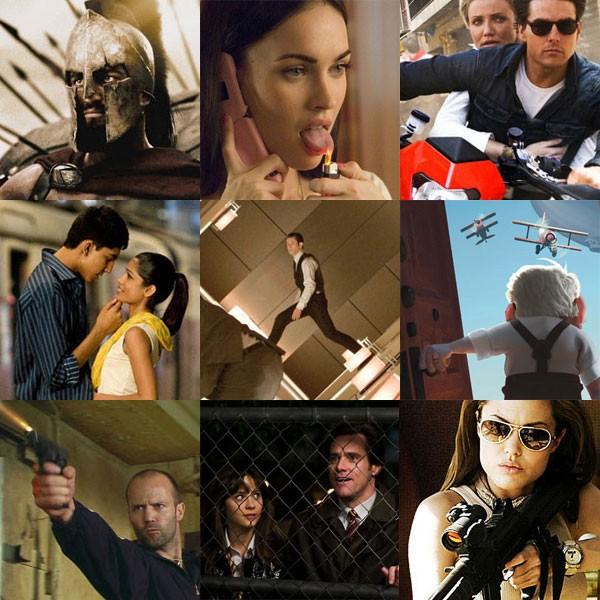 Тест на знание современных фильмов