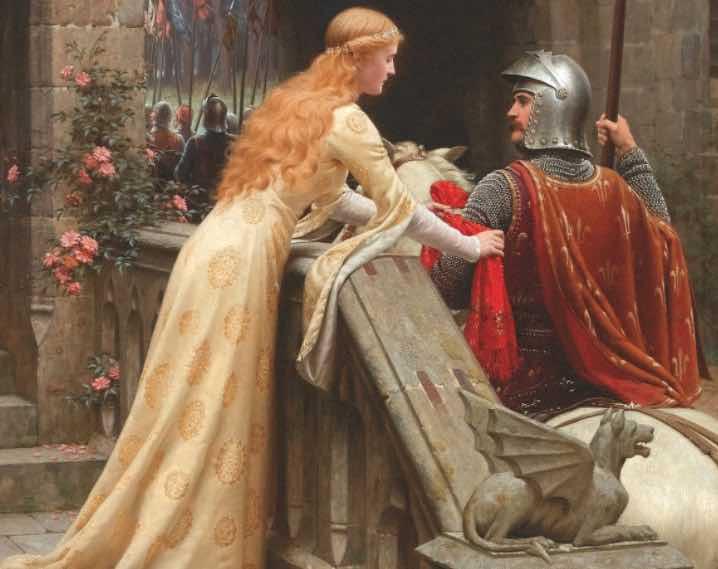 Тест по истории средних веков